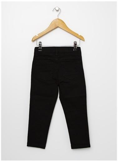 Limon Company Limon Düz Siyah Erkek Çocuk Pantolon Siyah